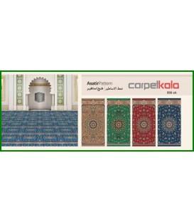 Mosque carpet - asatir