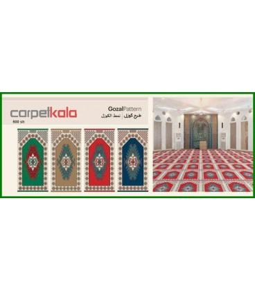 Mosque carpet - gozal