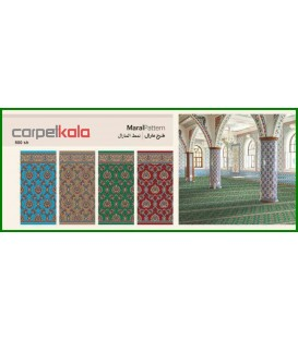 Mosque carpet - maral