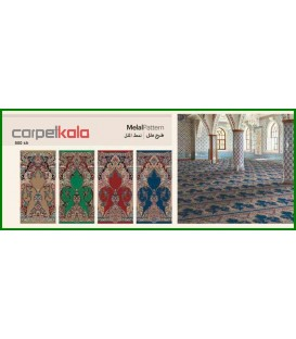 Mosque carpet - melal