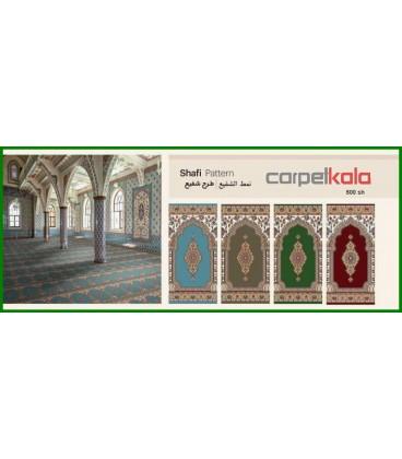 Mosque carpet - shafi