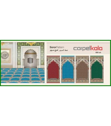 Mosque carpet - soroor