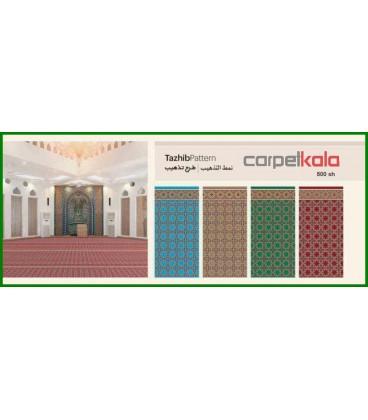 Mosque carpet - tazhib