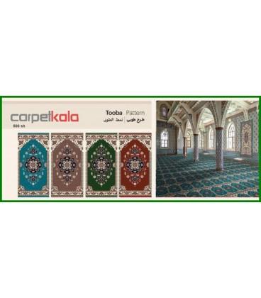 Mosque carpet - tooba
