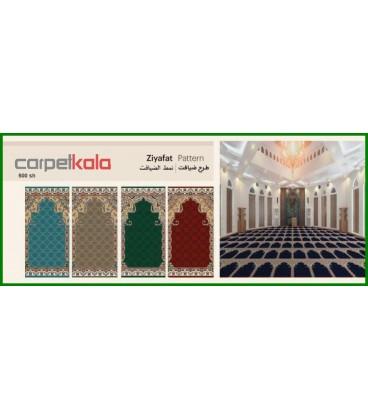 Mosque carpet - ziyafat