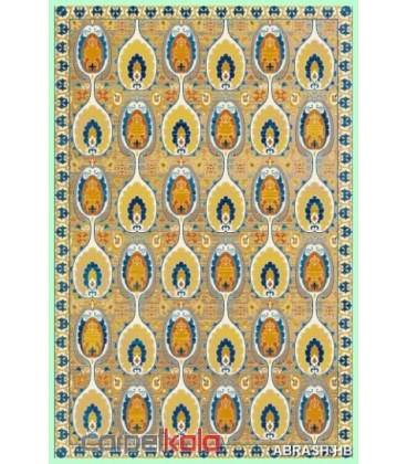 carpet abrash 8004