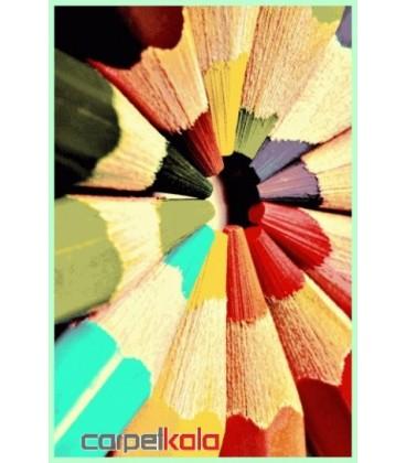 Fancy Watercolor Carpet Code 2145