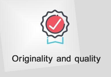 originality and quality
